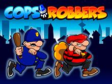 Популярная азартная игра Cops 'N' Robbers