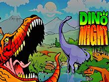 Играть в автомат 777 с азартом Dino Might