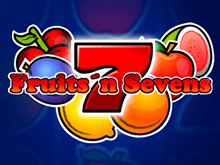 Играйте на деньги в автомат Fruits And Sevens