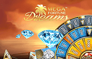 Онлайн автомат Mega Fortune Dreams