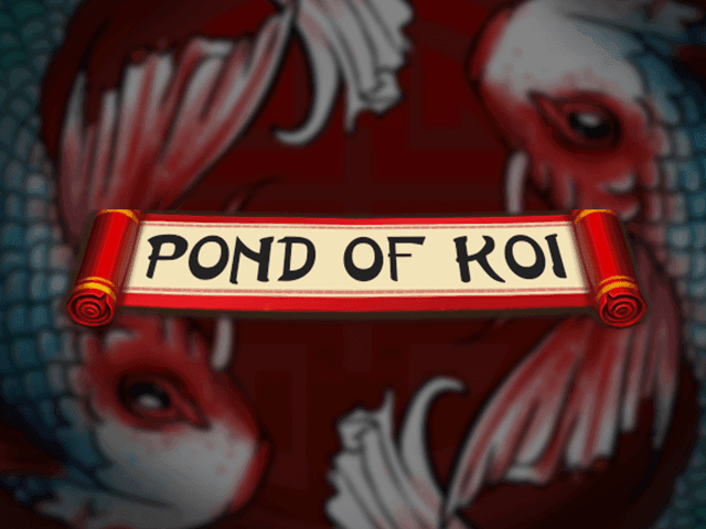 Pond Of Koi – азартная онлайн игра на сайте интернет казино