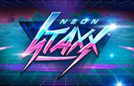 Онлайн автомат Neon Staxx